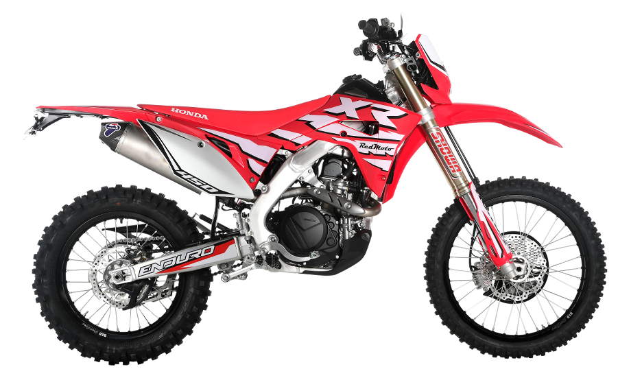 RedMoto CRF450RX